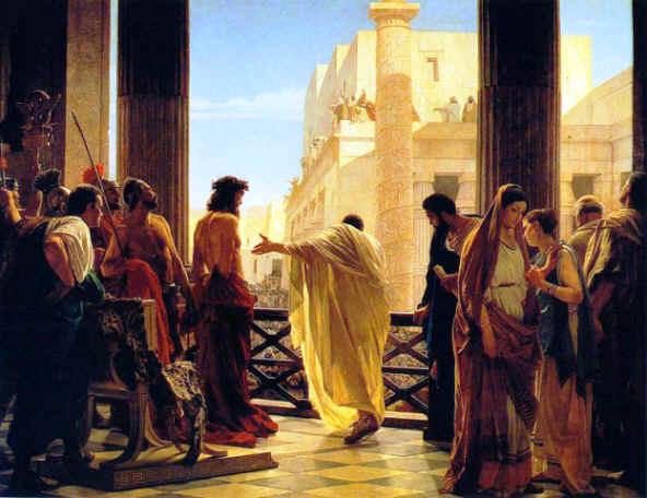 Jesus trial